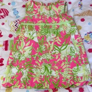 Lilly Pulitzer 3T shift
